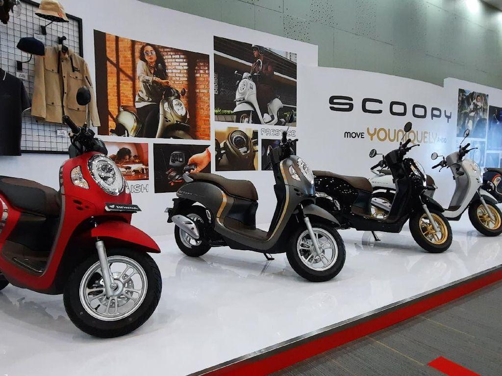 Harga Honda Scoopy Terbaru Bulan Juli 2021, Mulai Rp 20 Jutaan
