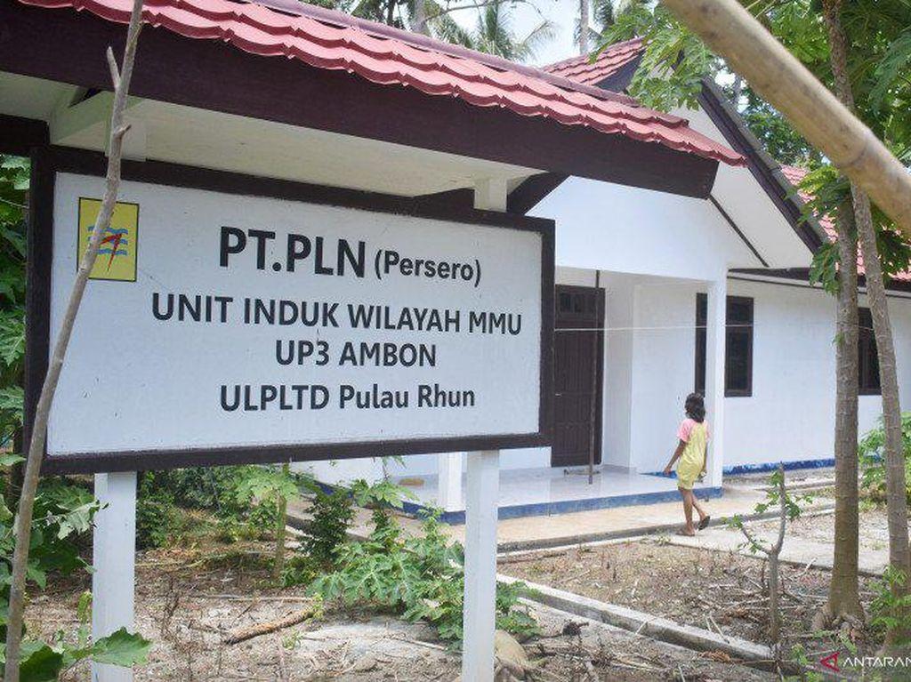 Pulau Rhun Maluku Kaya Rempah dan Bersejarah, Tapi Belum Teraliri Listrik