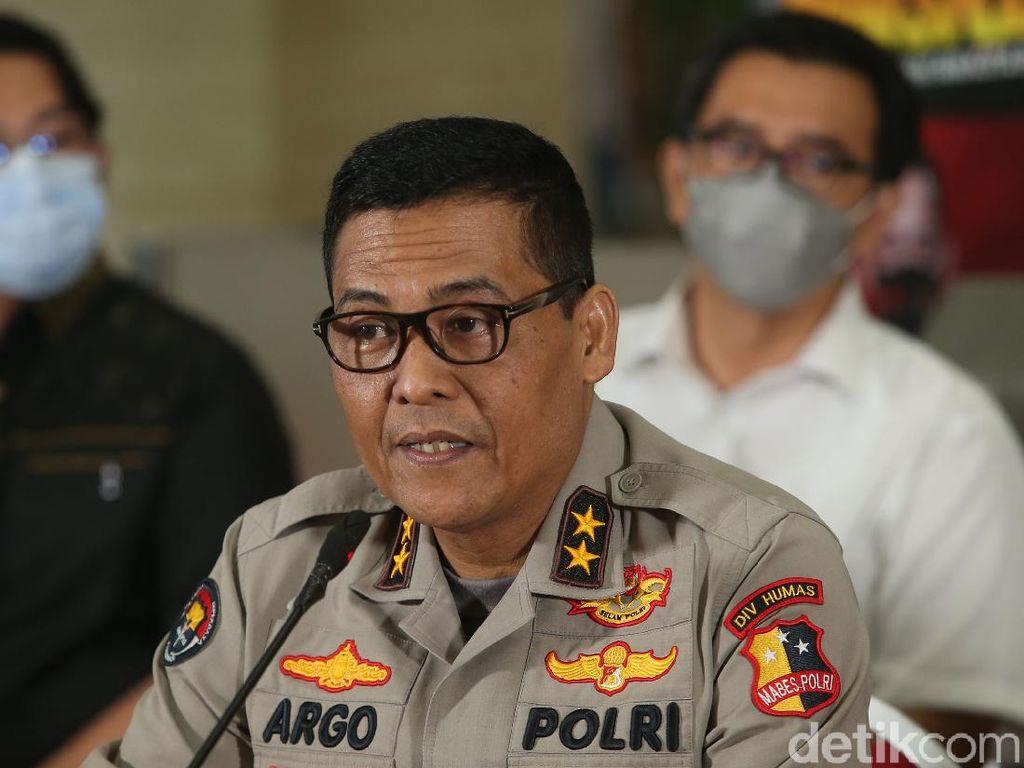 Polri Akan Usut Penyebar Video Hoax Penembakan 6 Pengikut Habib Rizieq