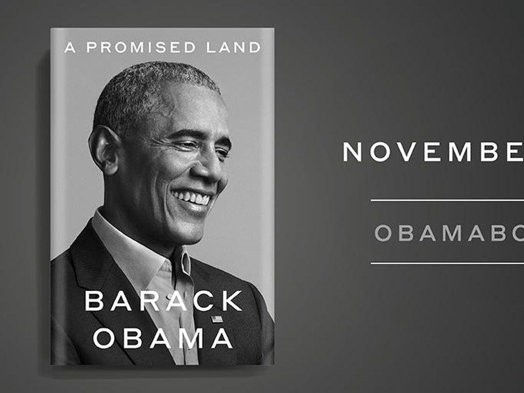 Buku Audio Memoar Barack Obama yang Berdurasi 29 Jam Dikritik Terlalu Narsis