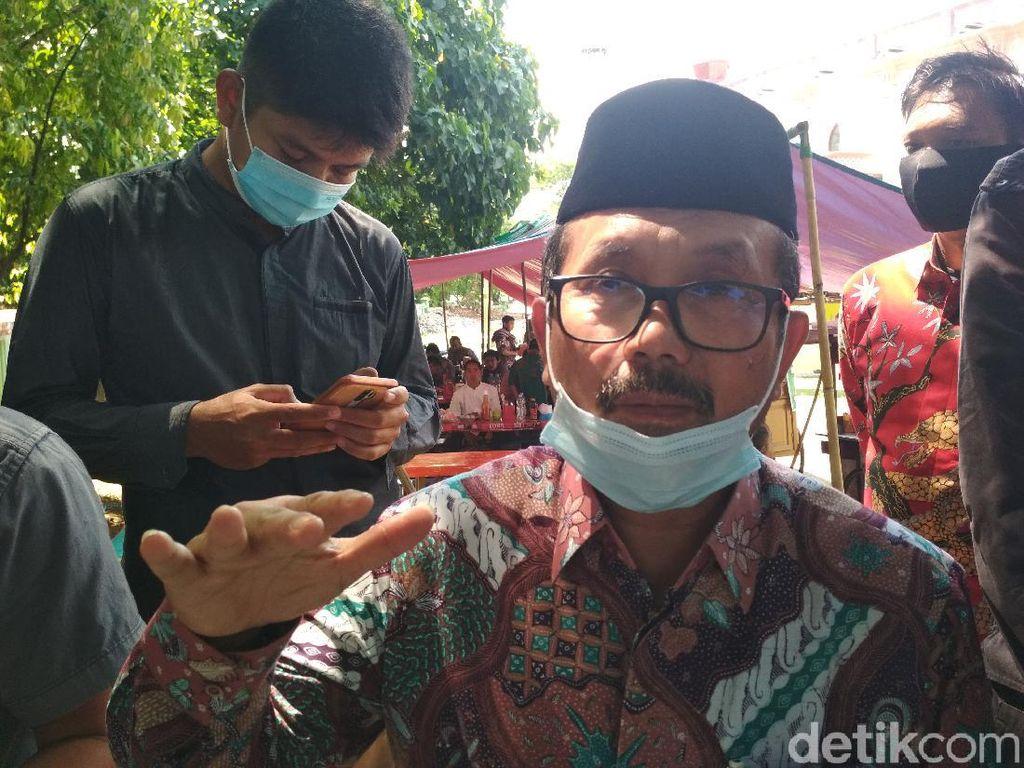 Positif COVID-19, Bupati Cirebon Isolasi Mandiri Sambil Baca Al-Quran
