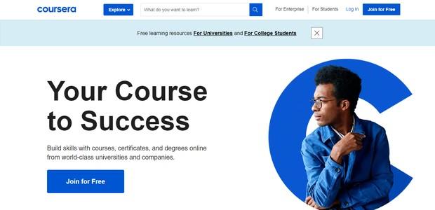 Perdalam skill mu dengan online course coursera/coursera.org