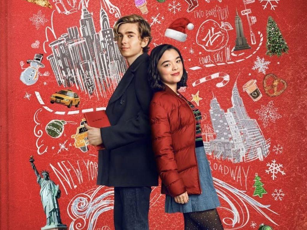 Dash and Lily: Berpetualang Mencari Cinta Di Tengah Natal