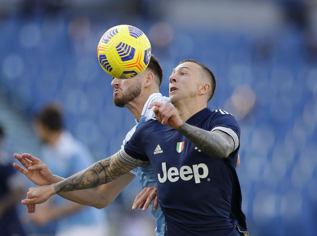 Bernardeschi Akui Ada di Periode Sulit bersama Juventus, tapi...