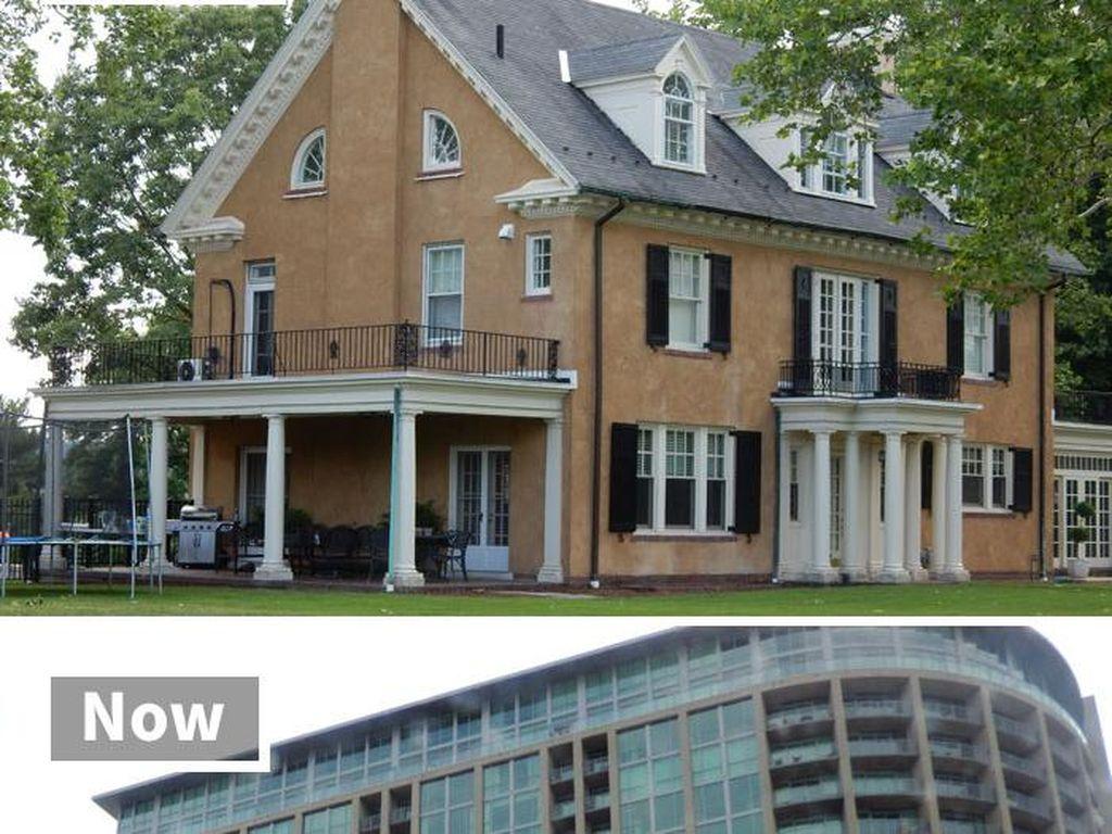 Potret Perbandingan Rumah Seleb Waktu Miskin vs Kaya