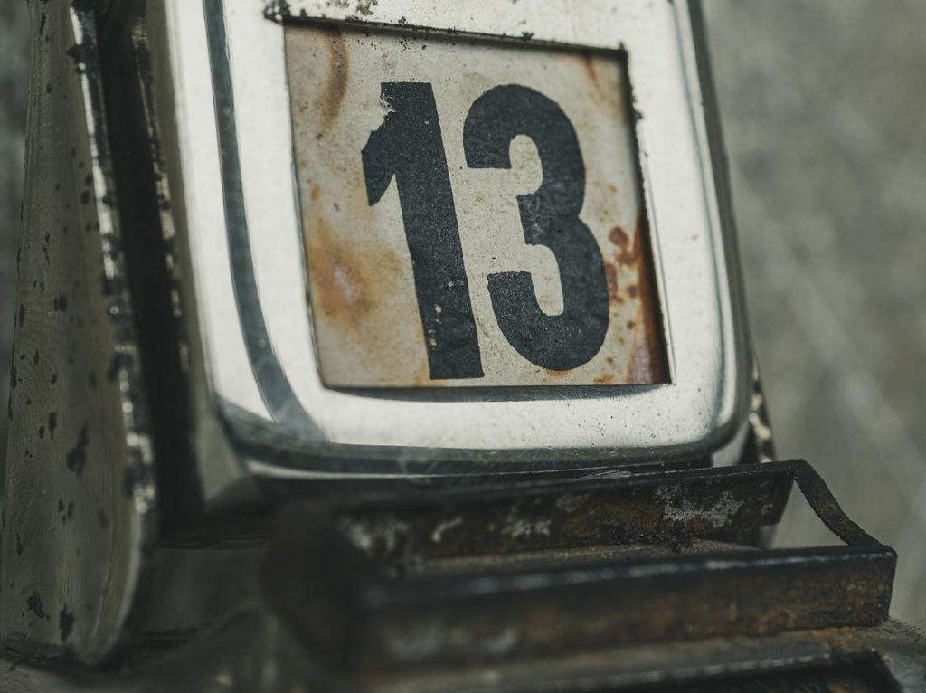 Sejarah Friday the 13th yang Dianggap Hari Sial dan Horor