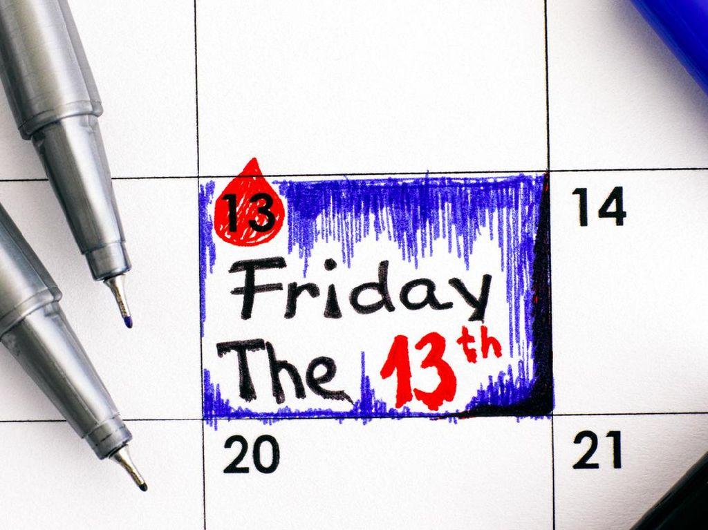 Sejarah Horor Friday The 13th yang Bikin Bulu Kuduk Berdiri