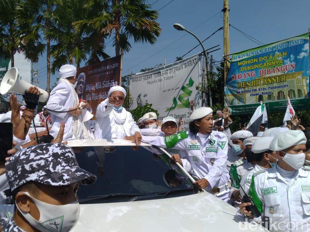 Video Polisi Panggil Kasatpol PP Kota Bogor Terkait Acara Rizieq Besok!