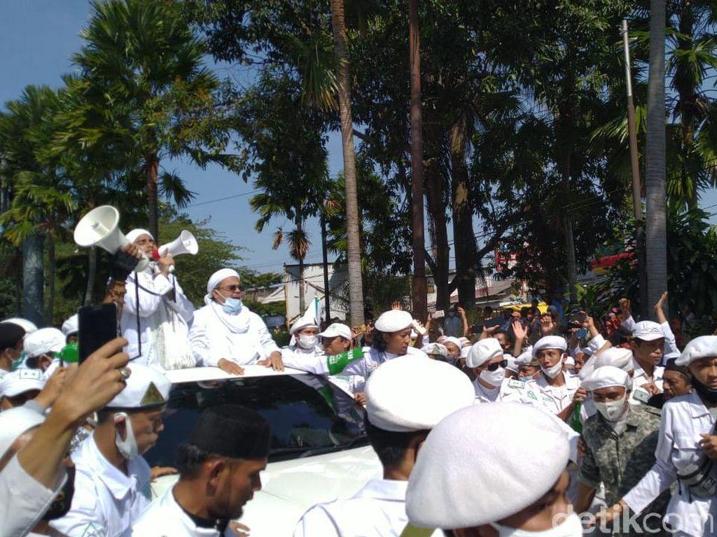 Kegiatan Habib Rizieq di Bogor Timbulkan Kerumunan, Ini Kata MUI Jabar