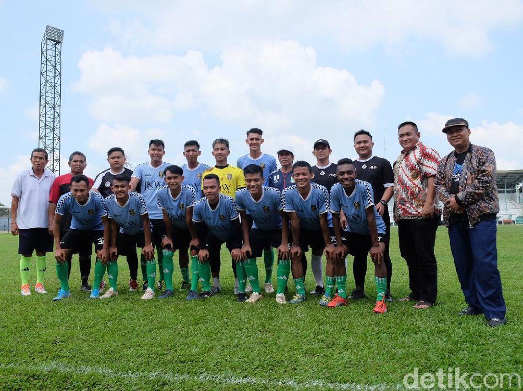 Karawang United, Klub Anyar dengan Misi Besar Termasuk Main di Liga 1