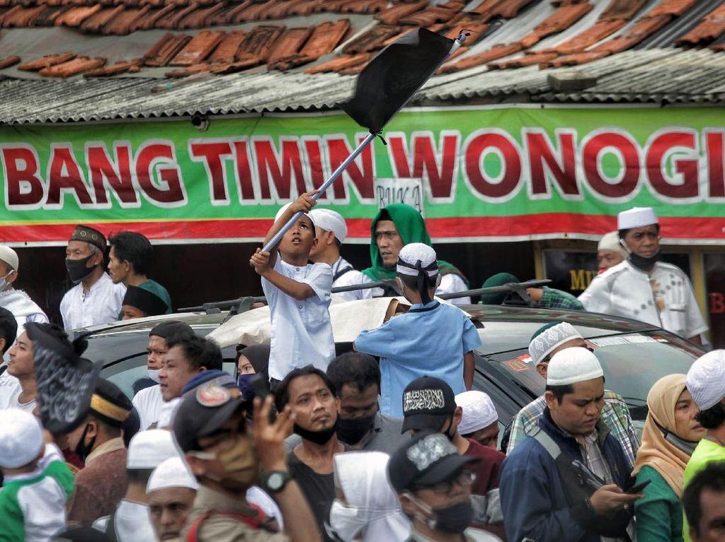 FPI Sulsel Sebut Habib Rizieq Akan Dakwah di Makassar, Polisi: Tak Ada Izin