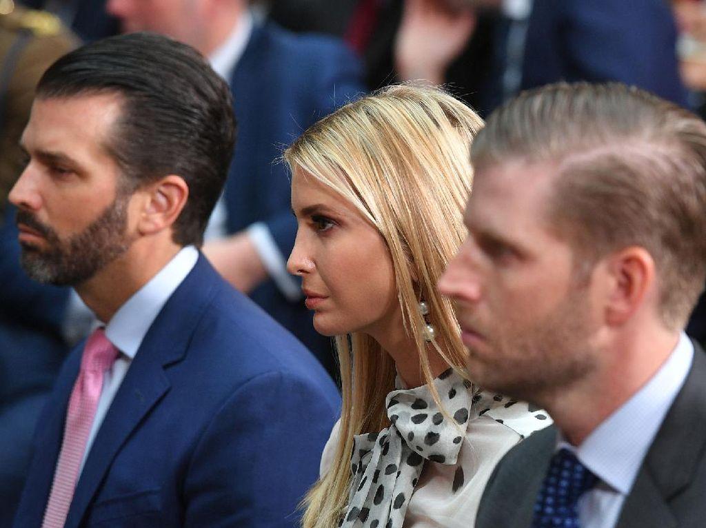 Trump Tak Akui Kekalahan di Pilpres AS, Ini Kata Ketiga Anaknya