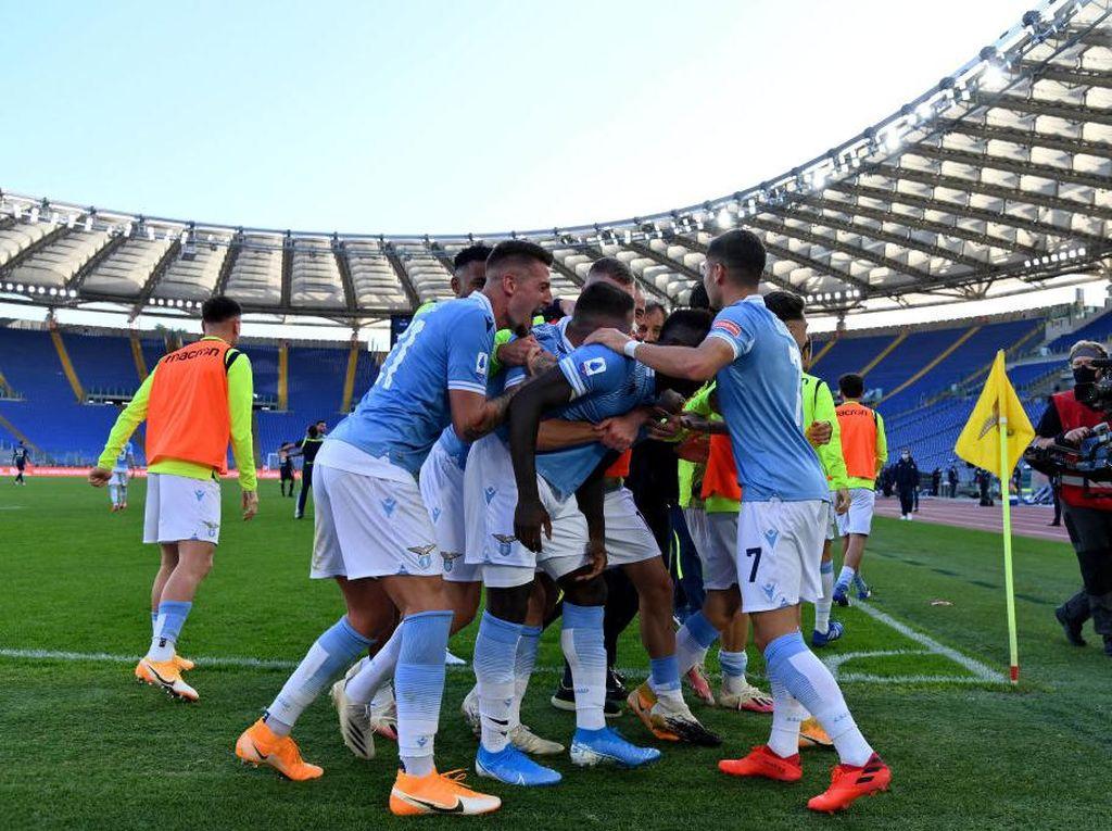 Lazio Terancam Hukuman Pengurangan Poin di Serie A, Ini Sebabnya