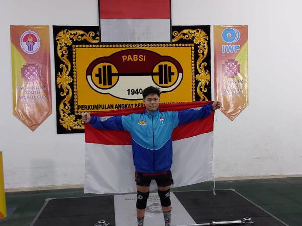 Top! Lifter Muda RI Raih Dua Emas di Kejuaraan Dunia Remaja