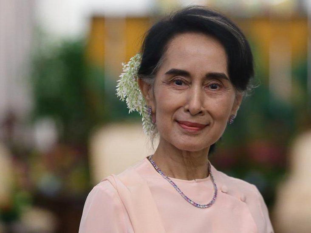 Partai Aung San Suu Kyi Kembali Menang dalam Pemilu Myanmar