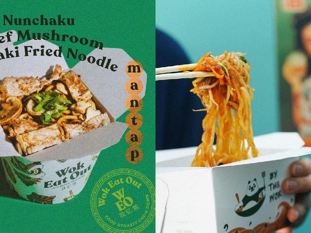 Nikmati Mie Kekinian yang Enak di 5 Tempat Makan Ini