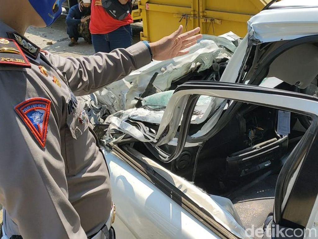 Kecelakaan di Tol, Anggota F-PDIP Malang Dirawat di RS Moewardi Solo