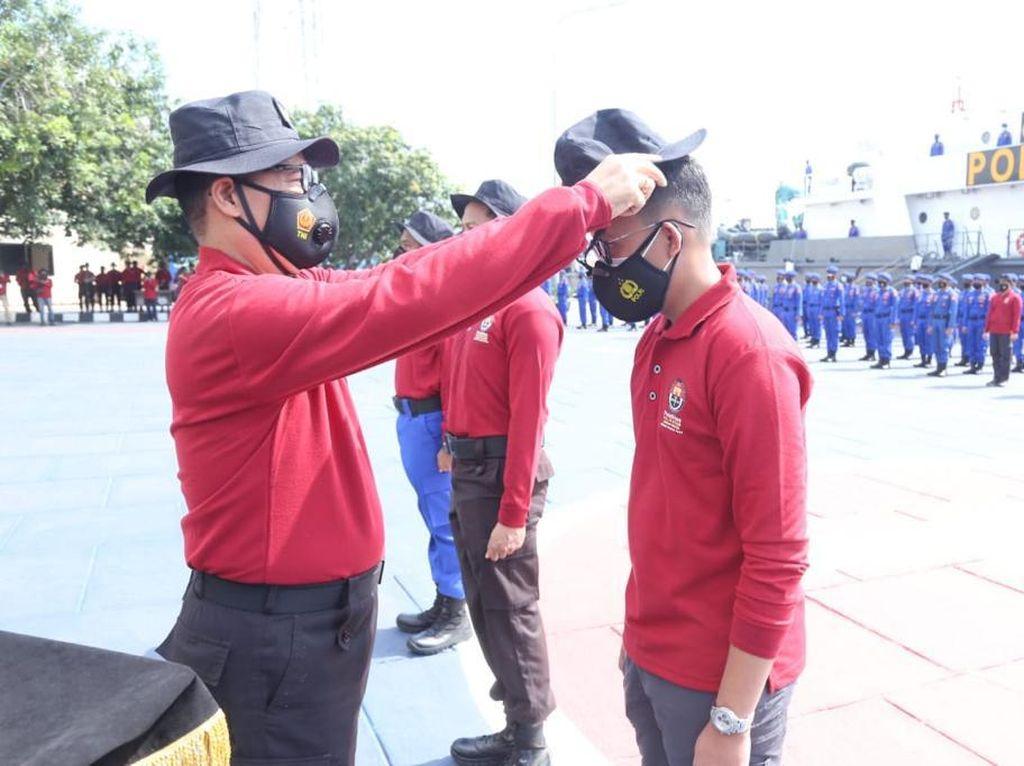 Polri Gelar Pelatihan Tanggap Bencana buat Wartawan