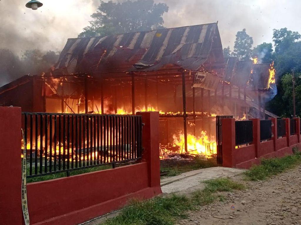 Polisi Selidiki Rumah Warga di Takalar Diduga Dibakar Gegara Penganiayaan