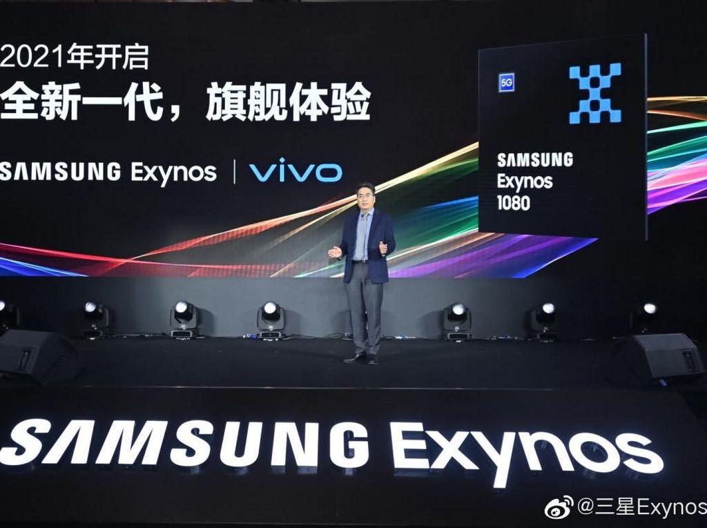 Exynos 1080 Dirilis, Jadi Chip 5nm Pertama Samsung