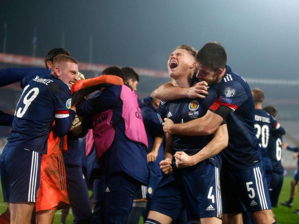 Hasil Play-off Piala Eropa 2020: Empat Tim Terakhir Lolos ke Putaran Final