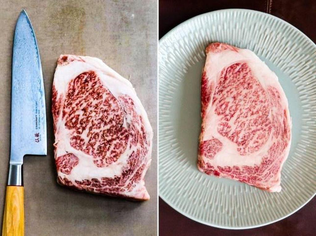 Steak Ribeye Termahal di Inggris, Dijual Rp 2,2 Juta per Potong