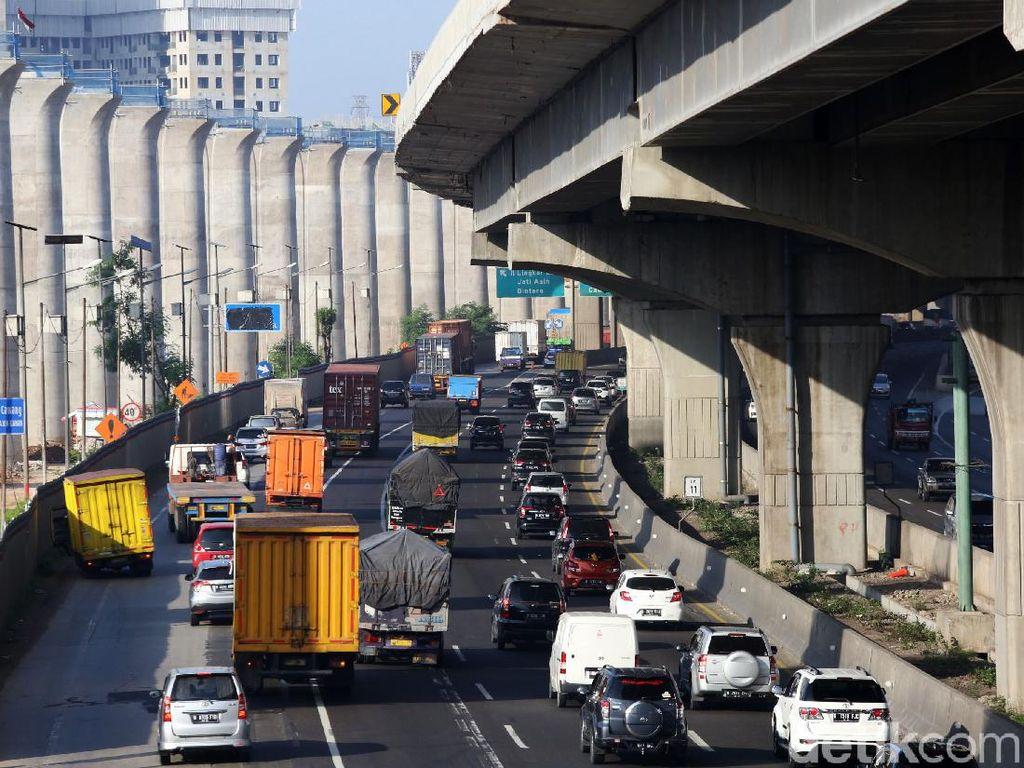 Polda Metro Prediksi Puncak Arus Balik Malam Ini, Rest Area Rawan Macet