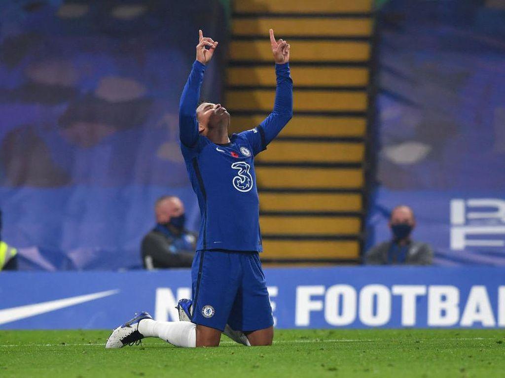 Thiago Silva Girang Banget Lihat Chelsea Lolos ke Perempatfinal