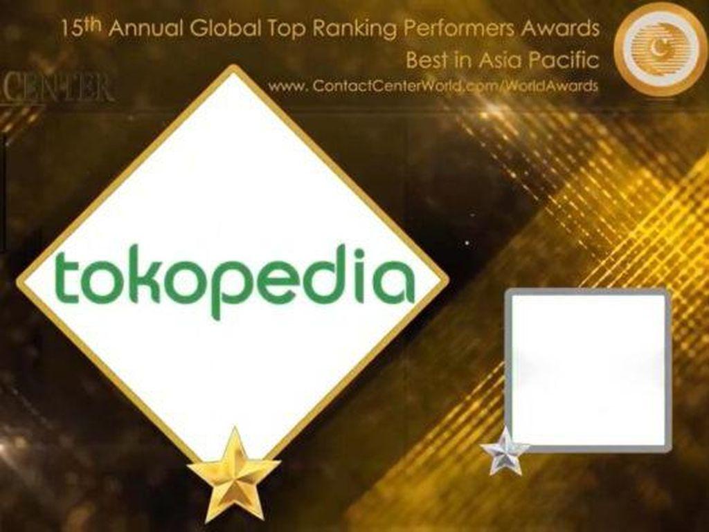 Tokopedia Borong Penghargaan Contact Center World Asia Pasific Awards