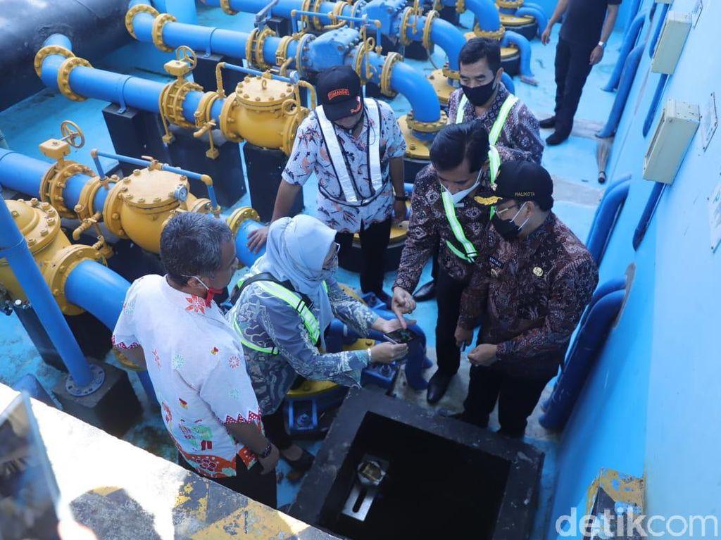 Ribuan Pelanggan Keluhkan Air PDAM Kota Malang Berbau Solar