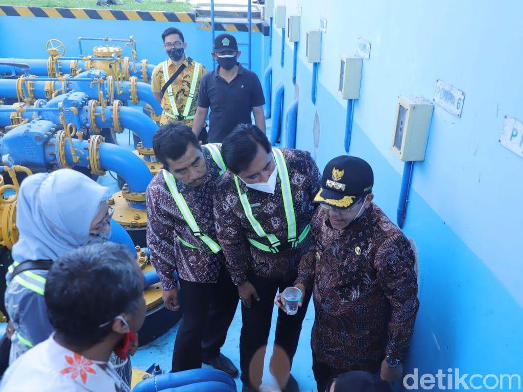 Air PDAM Berbau Solar, Wali Kota Malang Sutiaji Minta Maaf