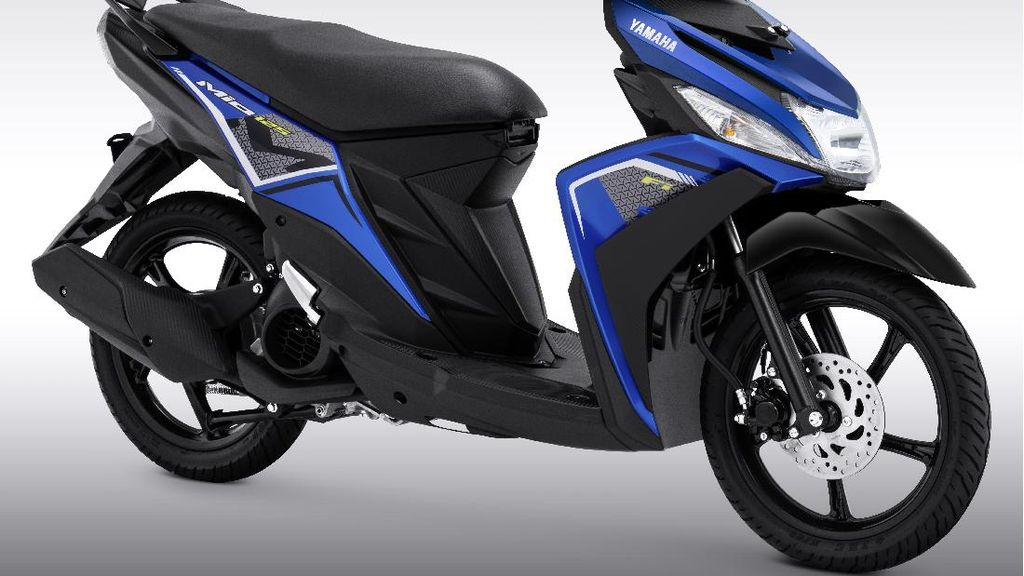 4 Pilihan Warna Baru Yamaha Mio M3