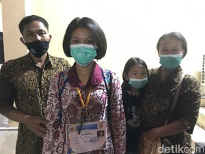 Keren, Anak Tukang Tambal Ban Lolos Peringkat Pertama Bintara di Polda Banten