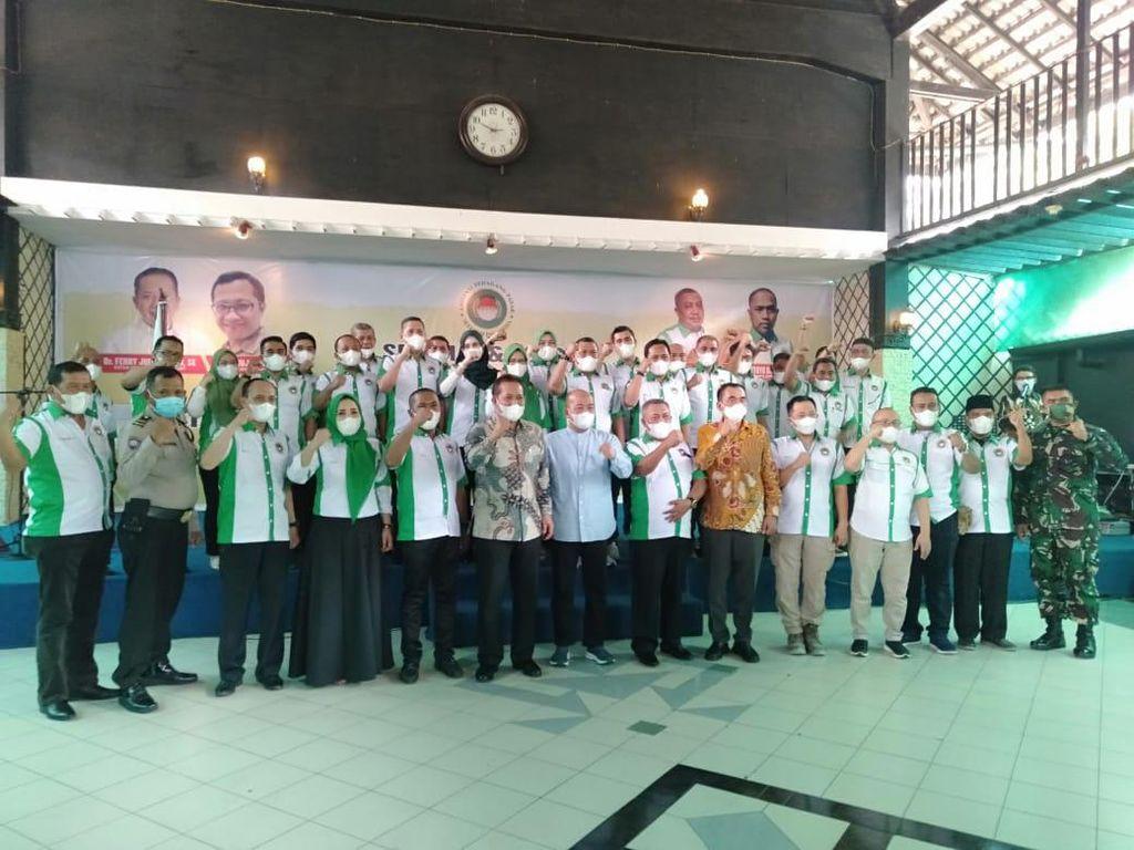 Lantik Pengurus di Sumut, Ketua APPSI: Pasar Simbol Ekonomi Rakyat