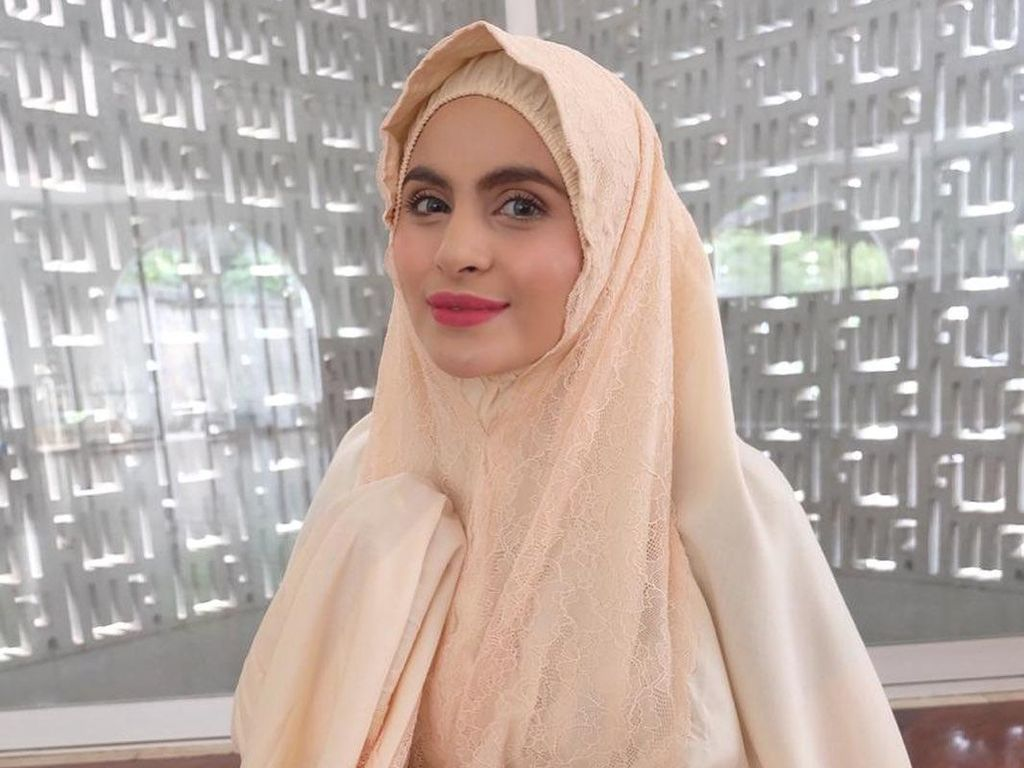 Gugat Cerai Suami, Asha Shara Bakal Ambil Hak Asuh Anak