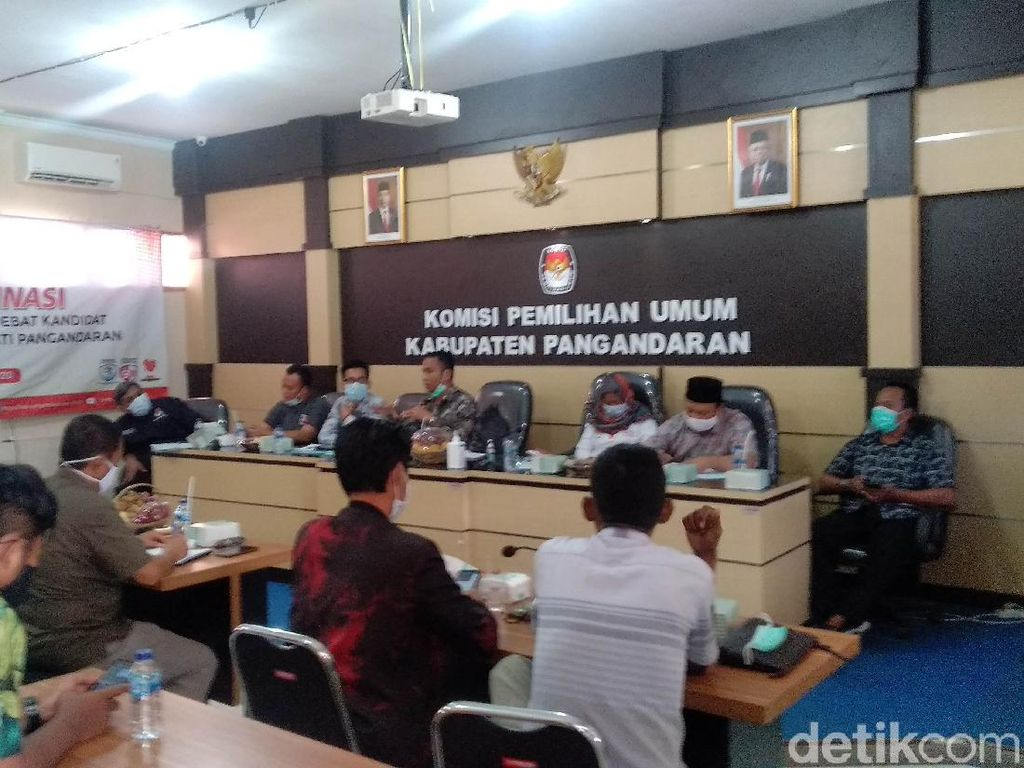 Debat Pilkada Pengandaran Akhirnya Tidak Digelar di Kota Bandung