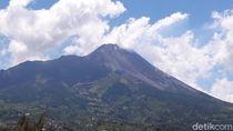 Pantau Gunung Merapi dari Udara, BPPTKG Jelaskan Hasilnya