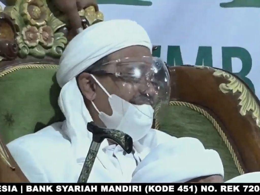 Habib Rizieq Kini Kurang Sehat Usai Sederet Agenda Padat