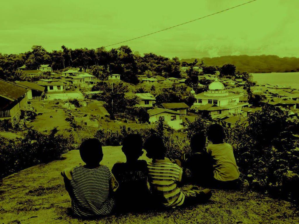 Masyarakat Islam Papua Tempat Machmud Singgirei Rumagesan Tumbuh