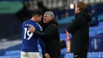 Ancelotti Tepis Isu James Rodriguez Tak Bahagia di Everton