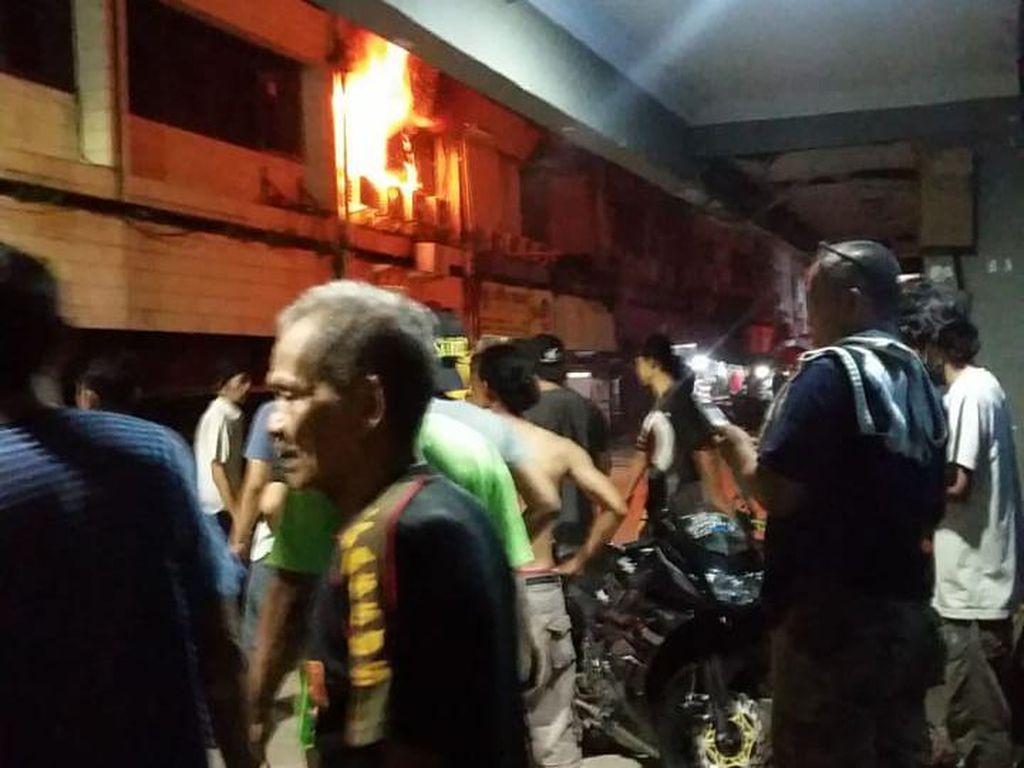 Kebakaran Maut di Tamansari, Bocah Ditemukan Tewas di Kamar Mandi