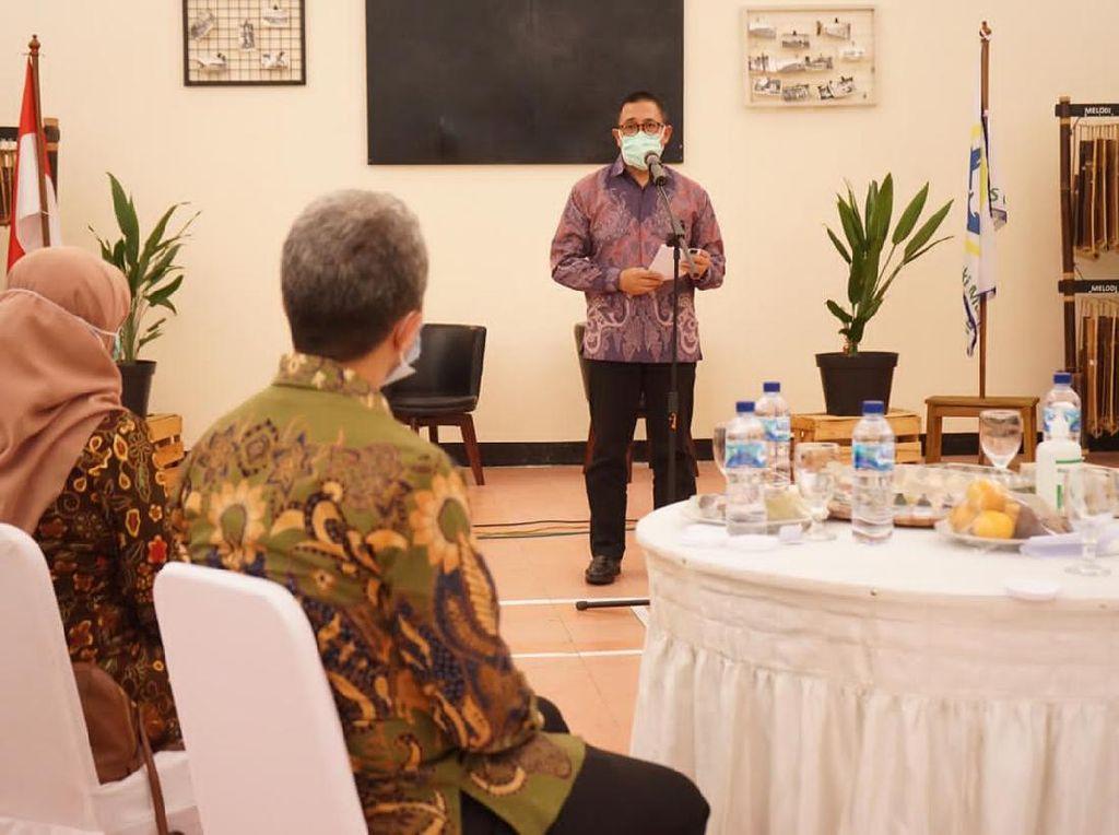 Kemenkes Resmikan Ruang Isolasi COVID-19 di RSJ Marzoeki Mahdi Bogor