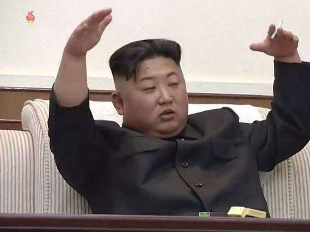 Nyaris Sebulan Menghilang, Kim Jong-un Minta Perketat Cegah Corona