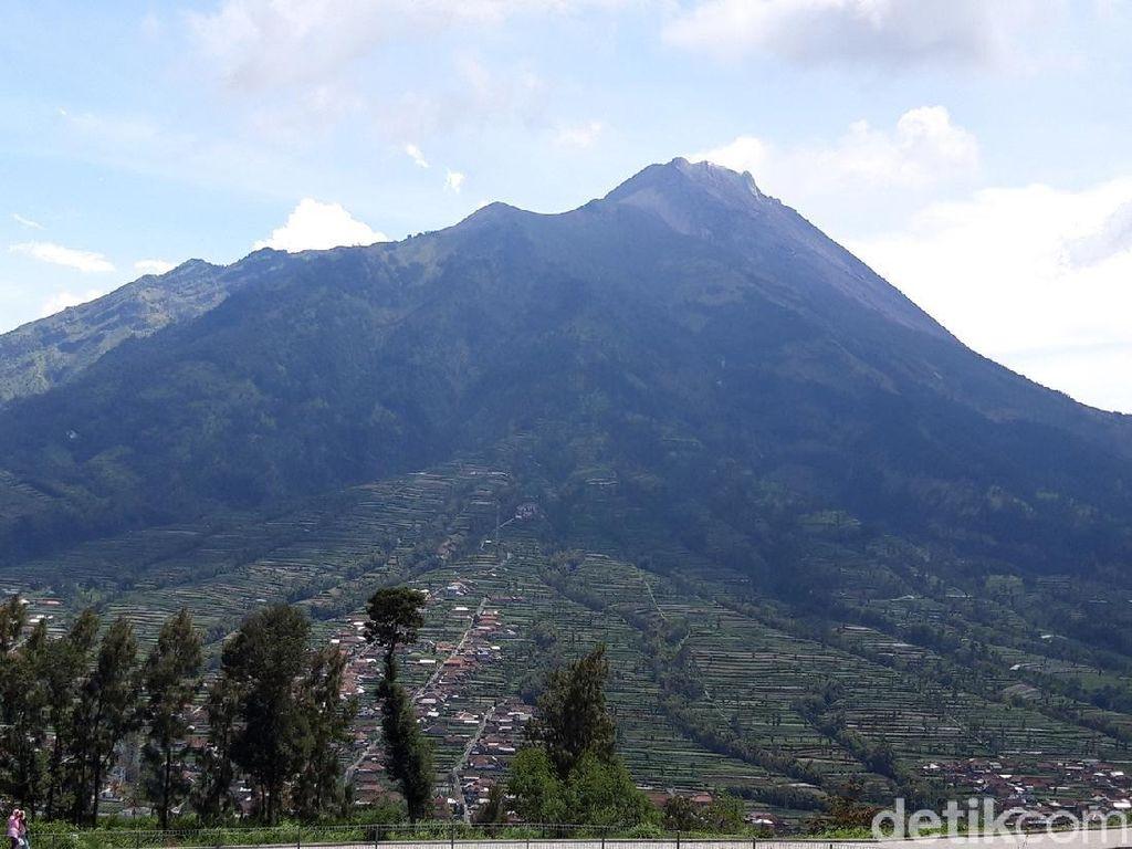 Merapi Siaga, Kunjungan Wisatawan di Selo Boyolali Menurun