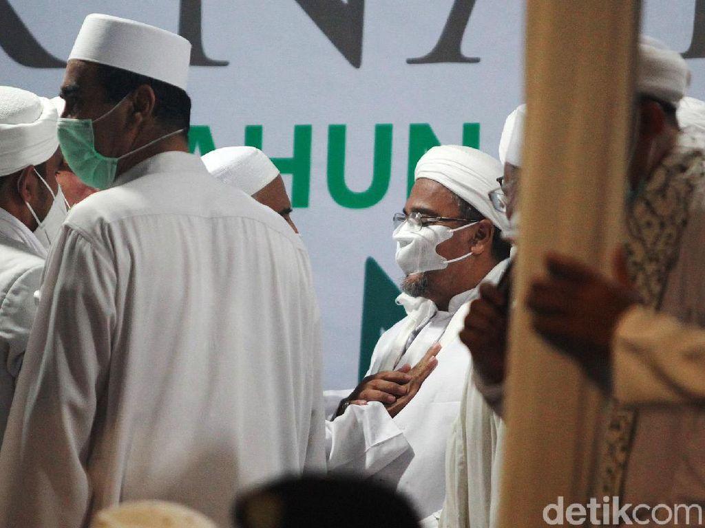 Respons GP Ansor Jabar soal Ceramah Lonte Habib Rizieq