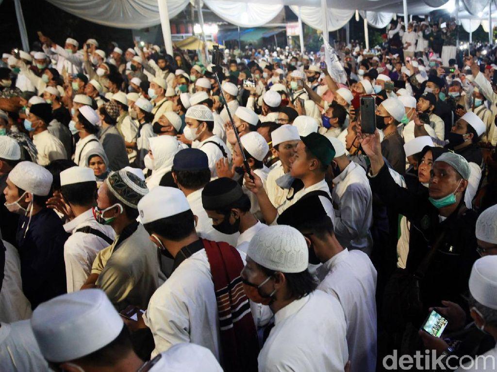 Ketua Fraksi Gerindra DKI Nilai Pemprov Lalai soal Kerumunan Habib Rizieq