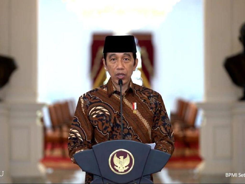 Buka MTQ, Jokowi: Ini Jalan Edukasi Umat Cinta dan Membumikan Al-Quran