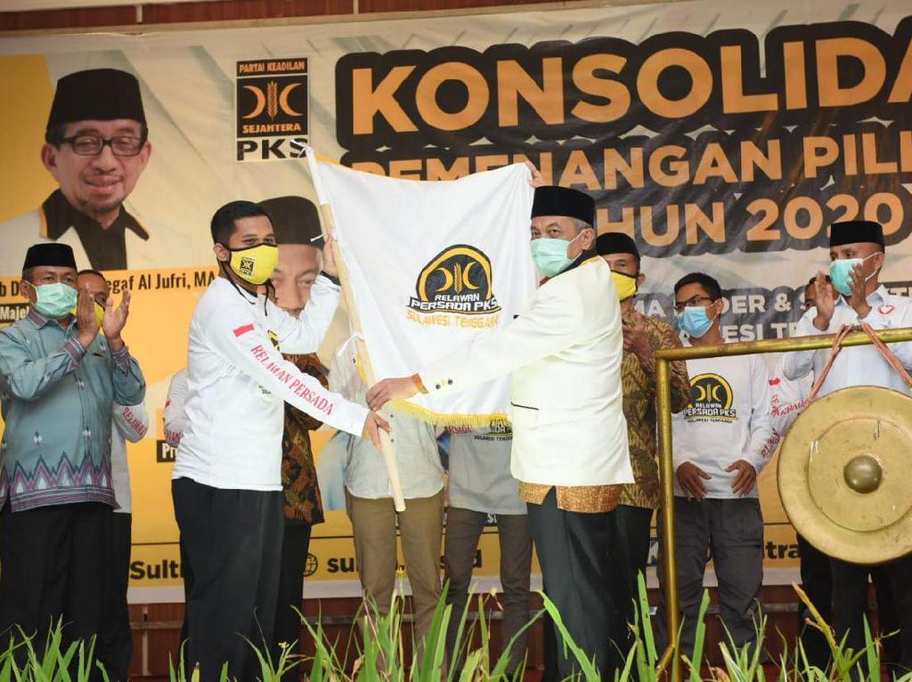Deklarasi Komitmen di Kendari, Syaikhu Minta Kader PKS Menangkan Pilkada