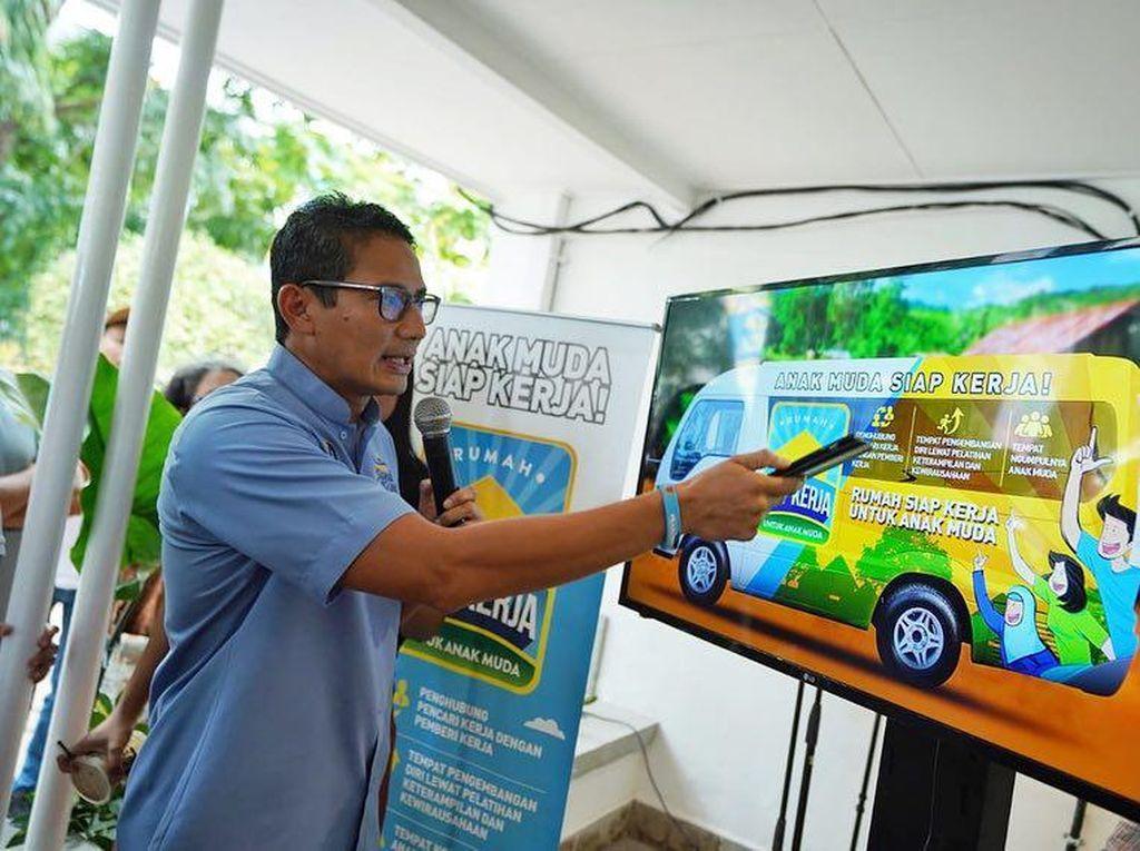 Profil Sandiaga Uno: Konglomerat Muda, Wagub DKI, Kini Menteri Jokowi