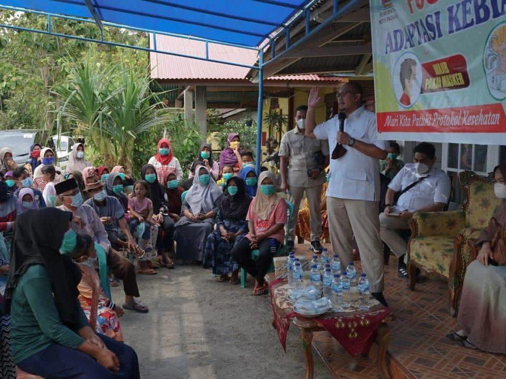 Serap Aspirasi, Andre Rosiade Datangi Lagi Lokasi Kampanye Pileg 2019